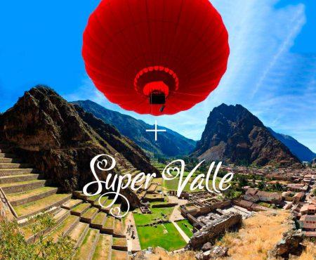 Globo +Super Valle Sagrado